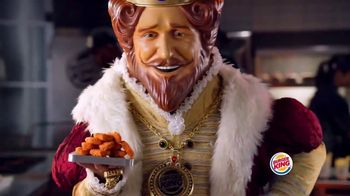 Burger King Spicy Nuggets TV Spot, 'Bringing the Spice'