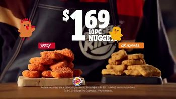 Burger King Spicy Nuggets TV Spot, 'Bringing the Spice' - Thumbnail 9