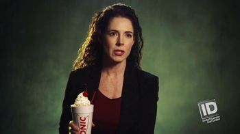 Sonic Drive-In TV Spot, 'Investigation Discovery: Detective'