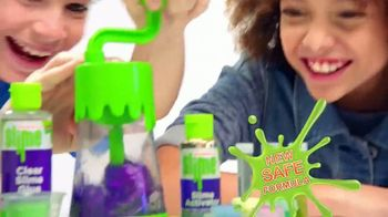 Nickelodeon Super Slime Studio TV Spot, 'New Safe Formula: Slime Kits' - Thumbnail 5