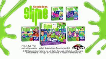 Nickelodeon Super Slime Studio TV Spot, 'New Safe Formula: Slime Kits' - Thumbnail 9