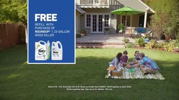Lowe's TV Spot, 'Lawn Care Moment: Roundup Refill' - Thumbnail 10