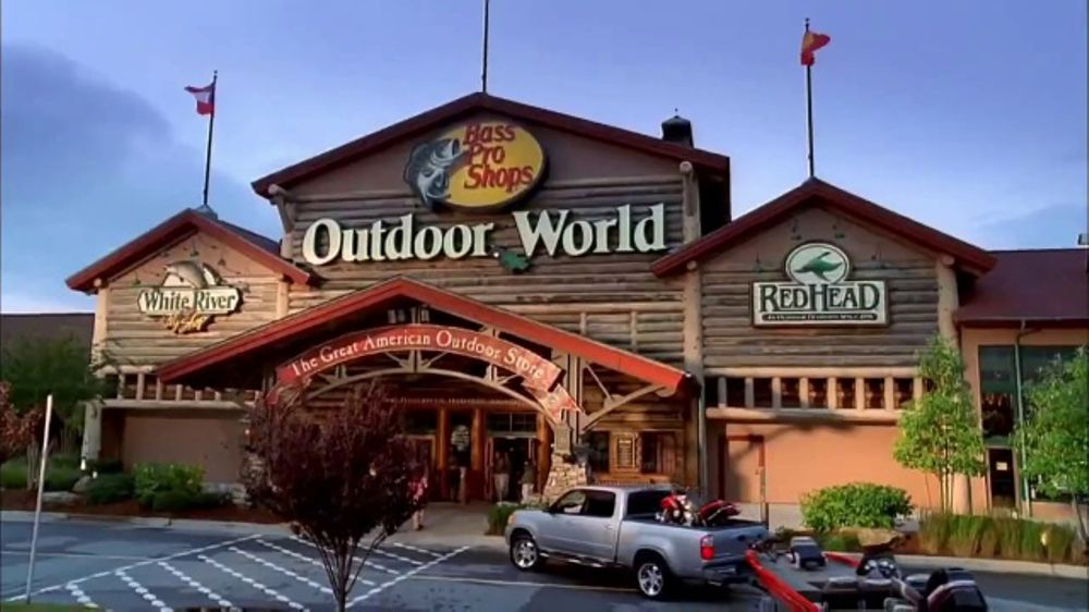 new style 3a35d 6f68e Bass Pro Shops Outdoor Escape Sale TV Commercial, 'We Stand For: Ladies'  Day Out' - Video