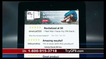 Growth Factor-9 TV Spot, 'Ask Yourself' - Thumbnail 6