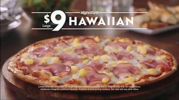 Papa Murphy's Pizza Signature Hawaiian TV Spot, 'Un-Baked' - Thumbnail 10