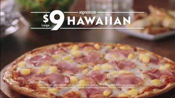 Papa Murphy's Pizza Signature Hawaiian TV Spot, 'Un-Baked' - Thumbnail 9