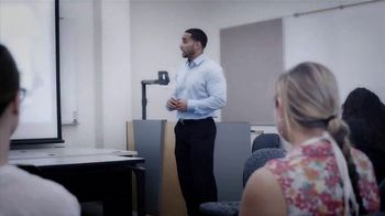 Bridgewater State University TV Spot, 'Graduate School Experience' - Thumbnail 9