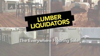Lumber Liquidators Everywhere Flooring Sale TV Spot, 'Save Big' - Thumbnail 1