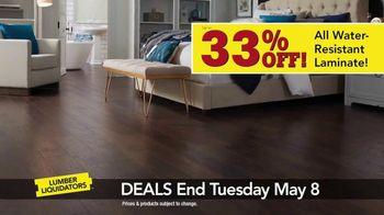 Lumber Liquidators Everywhere Flooring Sale TV Spot, 'Save Big' - Thumbnail 4