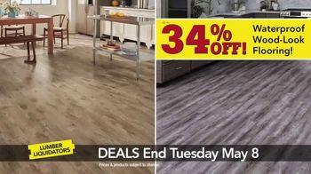 Lumber Liquidators Everywhere Flooring Sale TV Spot, 'Save Big' - Thumbnail 5
