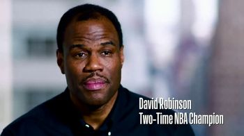 NBA TV Spot, 'Inspire' Featuring David Robinson - Thumbnail 9