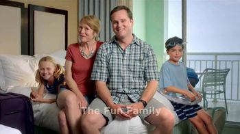 Ocean City, Maryland TV Spot, 'The Fun Family: Beach Dance Parties'