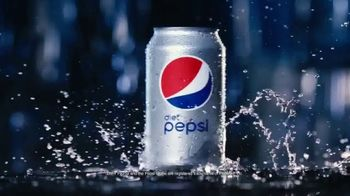 Diet Pepsi TV Spot, 'Light, Crisp, Refreshing' - Thumbnail 8