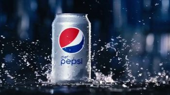 Diet Pepsi TV Spot, 'Light, Crisp, Refreshing' - Thumbnail 9