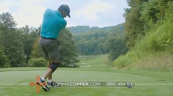 Tommie Copper TV Spot, 'Everyday Aches & Pains' - Thumbnail 9