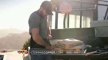 Tommie Copper TV Spot, 'Everyday Aches & Pains' - Thumbnail 3