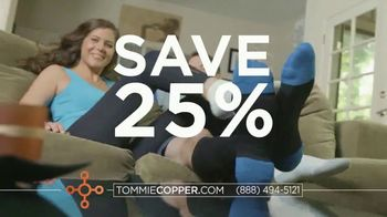 Tommie Copper TV Spot, 'Everyday Aches & Pains' - Thumbnail 5