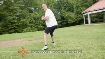 Tommie Copper TV Spot, 'Everyday Aches & Pains' - Thumbnail 7