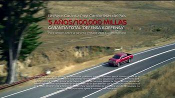 Nissan TV Spot, 'Un poco de confianza' [Spanish] [T2] - Thumbnail 3