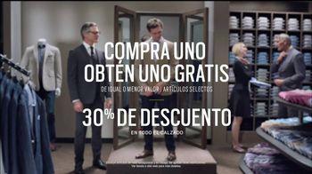 Men's Wearhouse TV Spot, 'Cita de negocios' [Spanish] - Thumbnail 8