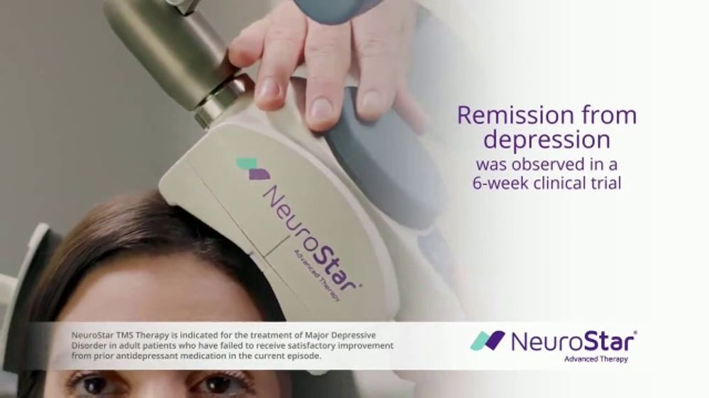 NeuroStar TV Commercial, 'Now I'm a NeuroStar' - Video