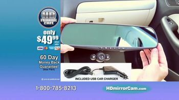 HD Mirror Cam TV Spot, 'Protect Yourself' - Thumbnail 9