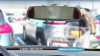 HD Mirror Cam TV Spot, 'Protect Yourself' - Thumbnail 7