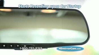 HD Mirror Cam TV Spot, 'Protect Yourself' - Thumbnail 8
