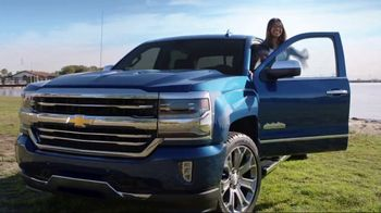 2018 Chevrolet Silverado 1500 TV Spot, 'First-Time Chevy Truck Owners'