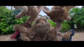 Peter Rabbit Home Entertainment TV Spot - Thumbnail 2
