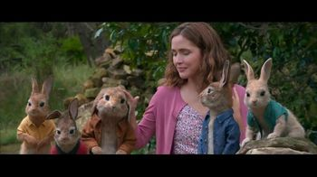Peter Rabbit Home Entertainment TV Spot - Thumbnail 7