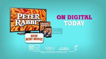 Peter Rabbit Home Entertainment TV Spot - Thumbnail 8