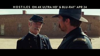 Hostiles Home Entertainment TV Spot - Thumbnail 4