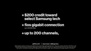 Fios by Verizon TV Spot, 'All of This: Tech Credit' Song by Meghan Trainor - Thumbnail 6