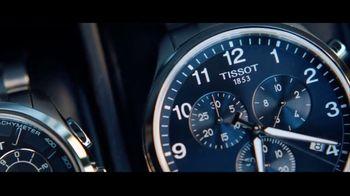 Tissot TV Spot, 'Great Call' - Thumbnail 6