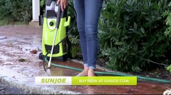 Sun Joe SPX3000 Pressure Washer TV Spot, 'Demolish Stubborn Grime' - Thumbnail 10