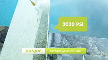 Sun Joe SPX3000 Pressure Washer TV Spot, 'Demolish Stubborn Grime' - Thumbnail 3