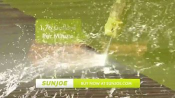 Sun Joe SPX3000 Pressure Washer TV Spot, 'Demolish Stubborn Grime' - Thumbnail 4