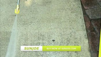 Sun Joe SPX3000 Pressure Washer TV Spot, 'Demolish Stubborn Grime' - Thumbnail 5