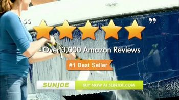Sun Joe SPX3000 Pressure Washer TV Spot, 'Demolish Stubborn Grime' - Thumbnail 8