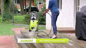 Sun Joe SPX3000 Pressure Washer TV Spot, 'Demolish Stubborn Grime' - Thumbnail 9