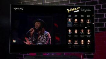 XFINITY X1 TV Spot, 'NBC: Voting' Featuring Kelly Clarkson - Thumbnail 5