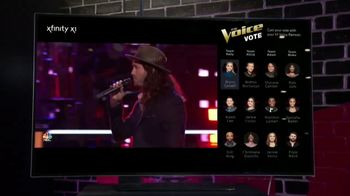 XFINITY X1 TV Spot, 'NBC: Voting' Featuring Kelly Clarkson - Thumbnail 7