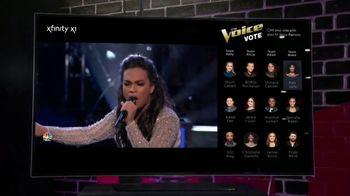 XFINITY X1 TV Spot, 'NBC: Voting' Featuring Kelly Clarkson - Thumbnail 8