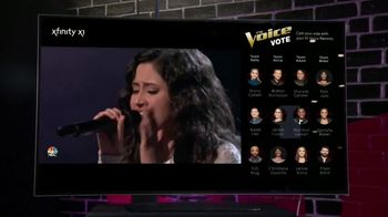 XFINITY X1 TV Spot, 'NBC: Voting' Featuring Kelly Clarkson - Thumbnail 9