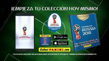 Panini 2018 FIFA World Cup Stickers TV Spot, 'Ya está aquí' [Spanish] - Thumbnail 8
