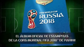 Panini 2018 FIFA World Cup Stickers TV Spot, 'Ya está aquí' [Spanish] - Thumbnail 2