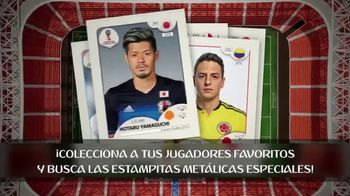 Panini 2018 FIFA World Cup Stickers TV Spot, 'Ya está aquí' [Spanish] - Thumbnail 4
