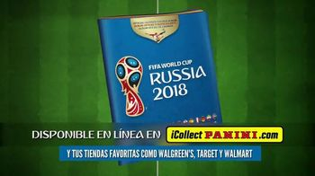 Panini 2018 FIFA World Cup Stickers TV Spot, 'Ya está aquí' [Spanish] - Thumbnail 5