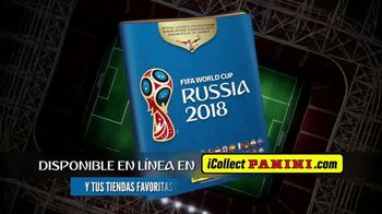 Panini 2018 FIFA World Cup Stickers TV Spot, 'Ya está aquí' [Spanish] - Thumbnail 6